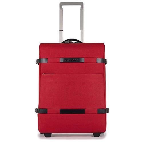 Piquadro Move2 Trolley, 55 cm, Rosso
