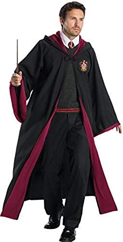 Charades Adult Deluxe Gryffindor Student Fancy Dress Costume Small