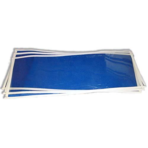 Ersatzteile | Schutzfolie für Sandstrahlkabinen SBC-90/220/350/420/990 Strahlkabinen Verschleißteile (Sichtfenster SBC-990)