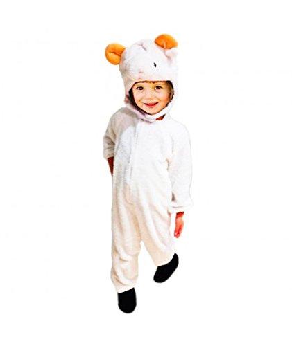 Disfraz de Cabra infantil para Carnaval 2-4 años