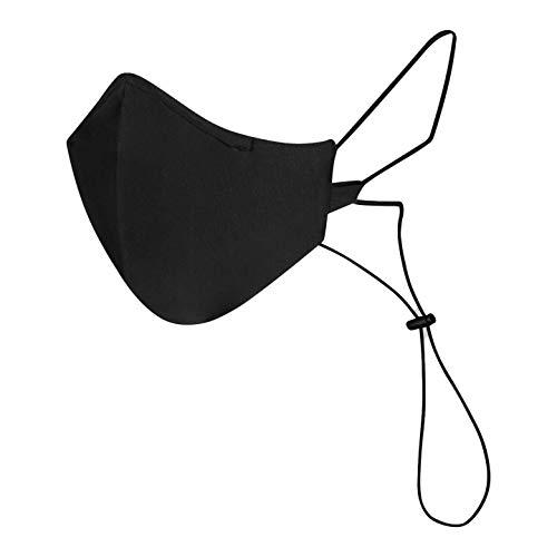 Mascarilla de Tela Maskk - The Black One - Medium