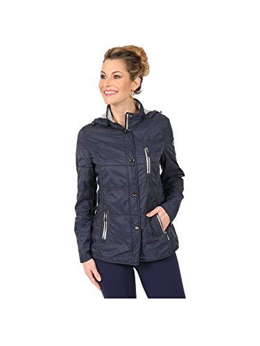 KIRSTEN Damen-Jacke 'Malta' mit Kapuze Marine | Damenmode | Damen-Jacke | Oberteile Damen