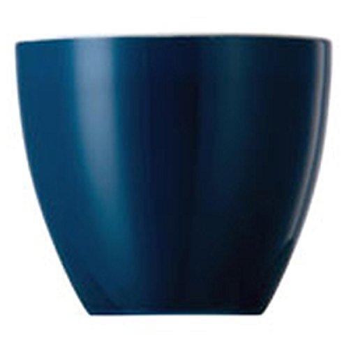 Coquetier Thomas Sunny Day, Porcelaine, Petrol Blue / Bleu, Compatible Lave-Vaisselle, 15520