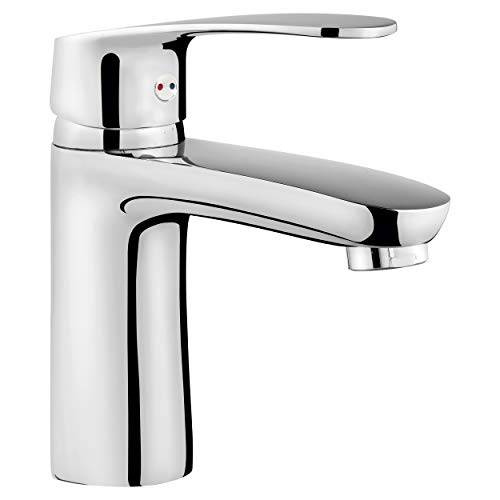 baliv WT-300 N Waschtischarmatur verchromt   Niederdruckarmatur für Boiler oder Untertischgerät