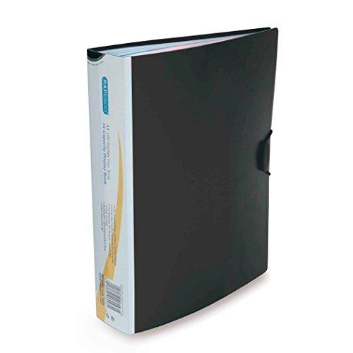 Rapesco 0905 Chemise de présentation A4 Noir