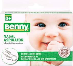 Aspirador Nasal Goma  marca Benny Nasal Aspirator Vacuum