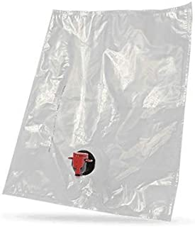 18L Bag-In-Box Bags (2 Pack) [Eco-Friendly Glass Bottle Alternative] - Easily Bottle, Dispense & Store Your Wines, Coffees, Cocktails and More! - Great for Home Winemakers