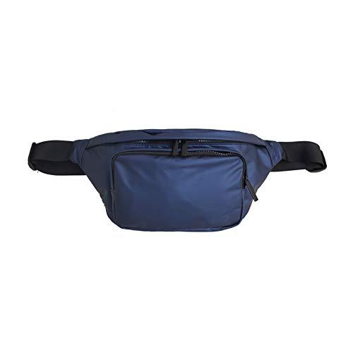 NKns Einfache Und Vielseitige Sporttaschen Messenger Herren Handy Brusttasche Outdoor Freizeitrucksack DunkelblauNorthland Rucksack
