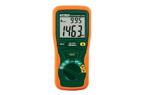 Extech 380260 Autoranging Digital Insulation Tester
