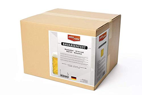 Kit de cerveza Festival Baviera en grano - 20 litros