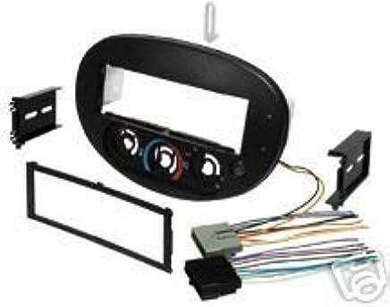 Magnificent Amazon Com Stereo Install Dash Kit Ford Escort 97 98 99 00 01 Car Wiring Database Xlexigelartorg