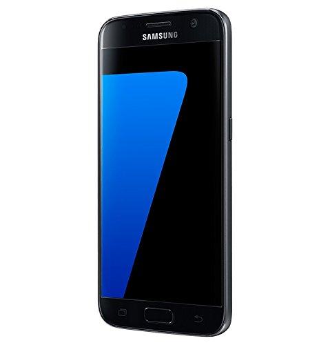 Samsung Galaxy S7 Smartphone (5,1 Zoll (12,9 cm) Touch-Display, 32GB interner Speicher, Android OS) silber (Generalüberholt)