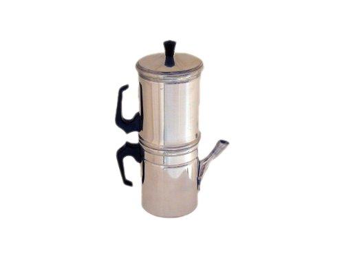 Primula Neapolitan 9 Cup Aluminum Stovetop Coffee Maker