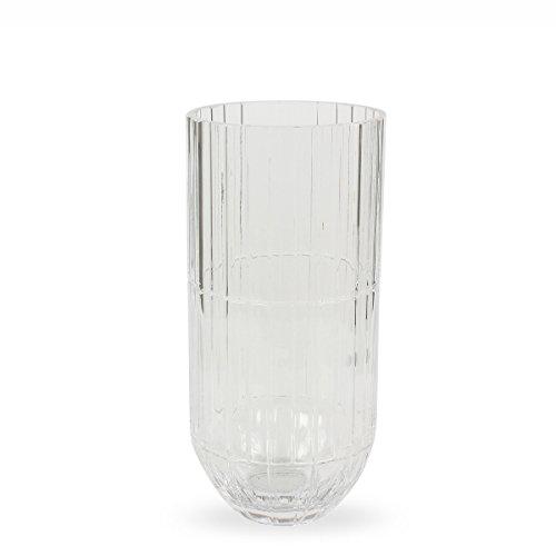 HAY - Colour Vaas Glazen vaas, XL, transparant