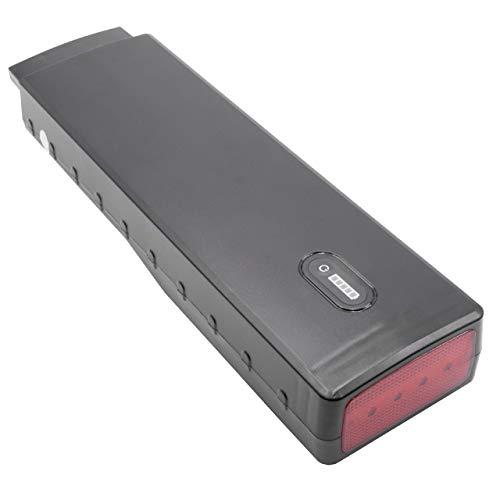 INTENSILO Batería Compatible con Yamaha batería 36V, Rear Carrier Tipo 36V ebike...