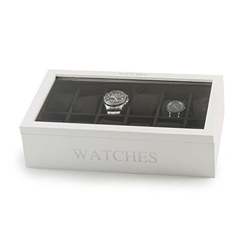 pajoma Uhrenbox aus Holz, H 8,5 cm