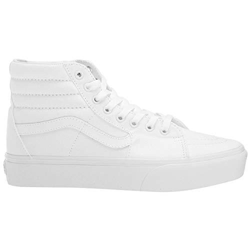 VANS SK8-Hi Platform 2.0 Sneakers dames Wit Hoge sneakers