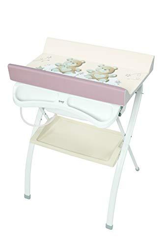 Brevi 567-668 Lindo Azul bañera para bebés My little bear