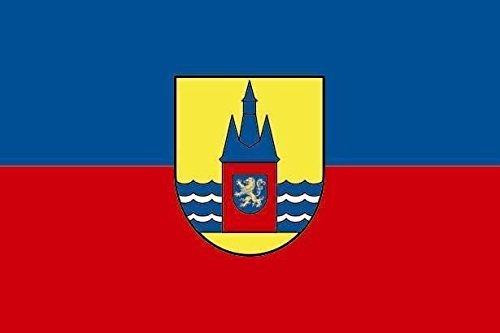 U24 Fahne Flagge Wangerooge Bootsflagge Premiumqualität 60 x 90 cm