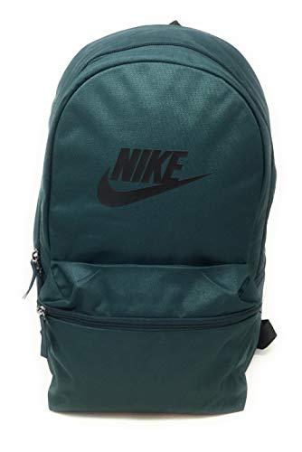 Nike Heritage Backpack (Green/Black)