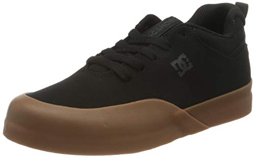 DC Shoes Dc Infinite, Scarpa da Skate Bambino, Black/Gum, 36 EU