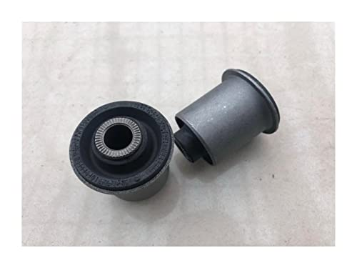 September Department Store (Kit de 2pcs) Control Arm Bushing FIT for Roewe 350 MG5 Ajuste automático for Partes del Motor de automóviles 50006098 (Color : Small Bushing)