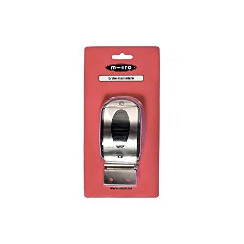 Micro® Freno Original Patinete Maxi Micro, Patinete de Tres Ruedas 5-12 años (Negro)