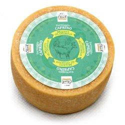 2.5 kg - Formaggio sardo di capra Monti di Oliena, prodotto dai pastori del caseificio di Oliena, meraviglioso caprino sardo prodotto col miglior latte di capra