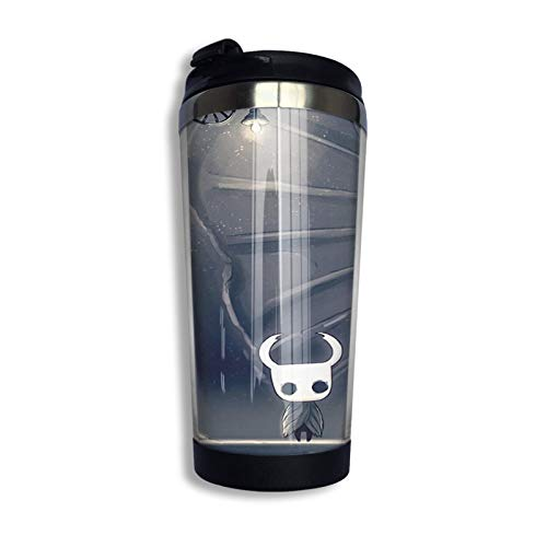 Hollow Knight - Street Lamp Travel Mug Coffee Cup Stainless Steel Vacuum Insulated Tumbler 13.5 Oz