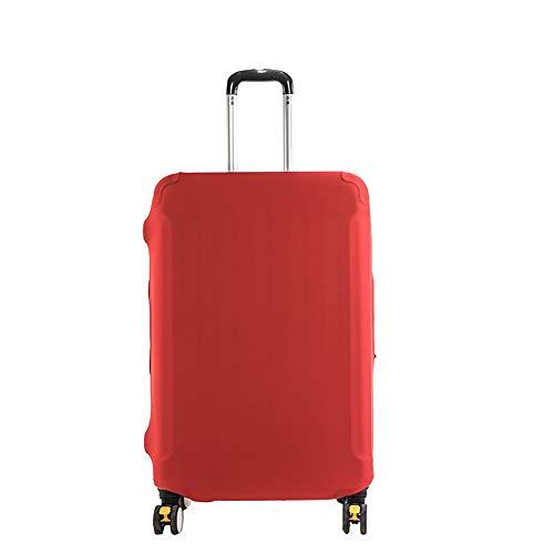 Cratone Funda elástica para maleta de 18 a 32 pulgadas, rojo (Rojo) - 18222005530