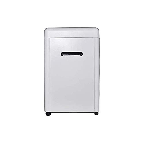 Lowest Prices! HIZLJJ 15-Sheet High-Security Micro-Cut Paper and Credit Card Shredder with 30L Pullo...