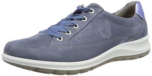 ara Damen Tokio 1239801 Sneaker, Blau (Jeans, Sky 08), 41.5 EU(7.5 UK)