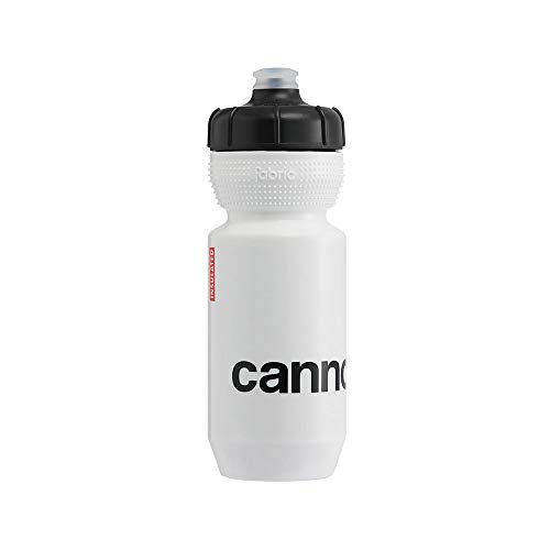 Cannondale Logo Gripper Insulated Isolier Fahrrad Trinkflasche/Thermoflasche 0.55L weiß