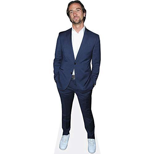 Celebrity Cutouts James Weaver (Blue Suit) Pappaufsteller Mini