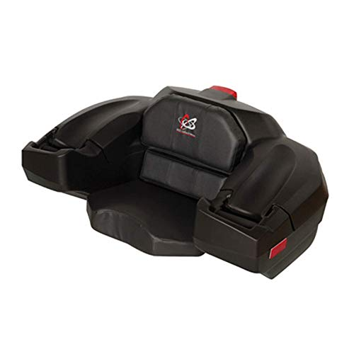 Wes Products Standard Storage Box And Seat Black WES Industries WS2500-OCP