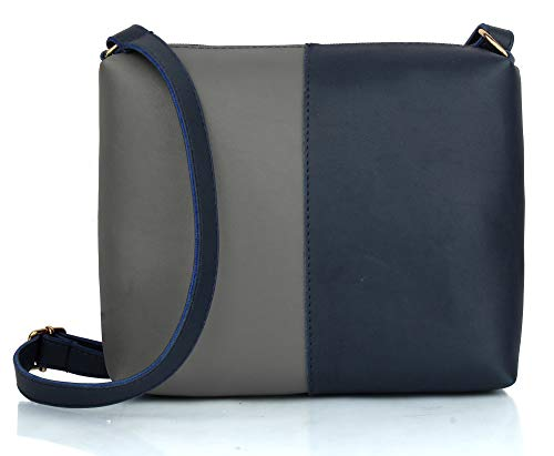 Mammon Women's Shoulder Bag With Sling Bag and cosmetic pouch (3bib-GB)