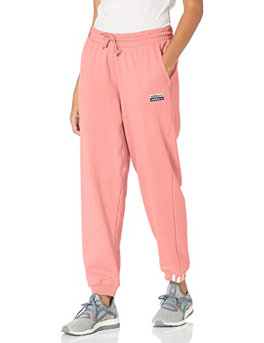 adidas Originals Women's Regular Jogger, trace pink, S