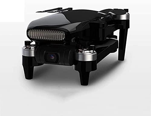 JJDSN Drone GPS de 5 km con cámara Gimbal 4k de 3 Ejes, Drones Profesionales de 35 Minutos con Gafas VR Cuadricóptero RC sin escobillas 5km WiFi FPV Drone, 2 baterías