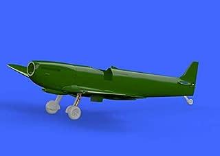 Eduard Brassin 1:72 Spitfire Mk.IX Legs Bronze 5 Spoke Wheels, Pattern #672136
