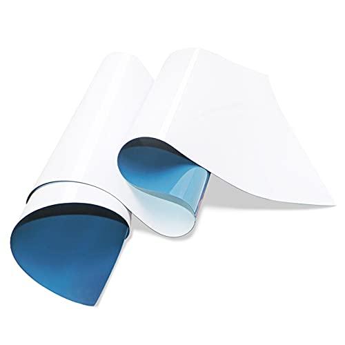 Pizarra Magnética, Pizarra Blanca Autoadhesiva para Pared, Pegatina De Pizarra Blanca, Papel De Pared Adhesivo para Limpieza En Seco con Marcadores para Escuela/Oficina/Hogar/Bar