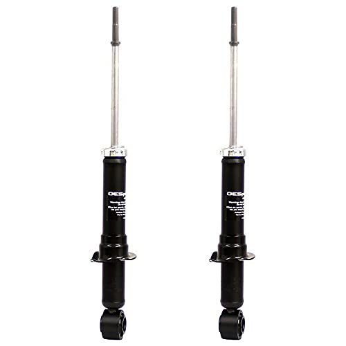 Pair Set of 2 Rear Suspension Struts Compatible with Toyota Prius 2004-2009