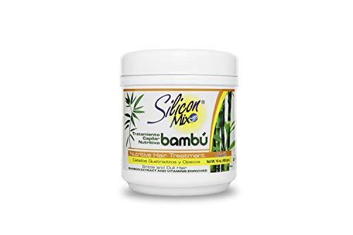 Silicon Mix Silicon Mix Bambu Bamboo Nutritive Hair Treatment 16 Ounce, 16 Ounces