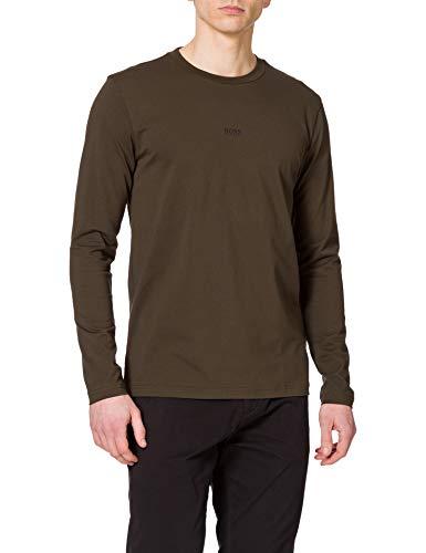 BOSS TChark 10216254 01 Camiseta, Open Green342, XXXL para Hombre