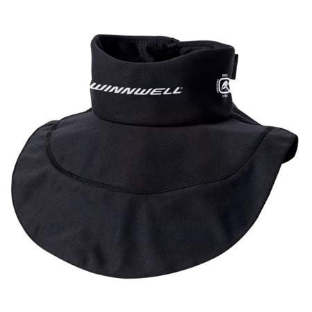 Winnwell Halsschutz Neck Guard Premium Collar SR, XL