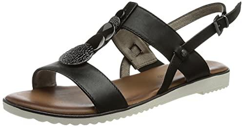 Jana 100% comfort 8-8-28118-26, Sandalias Planas Mujer