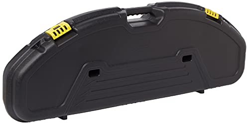 Plano Protector Ultra Compact Pillar Locked Protective Bow Case, Dimensions: 41' x 15' x 4.75' 6 lbs, Black (110995)