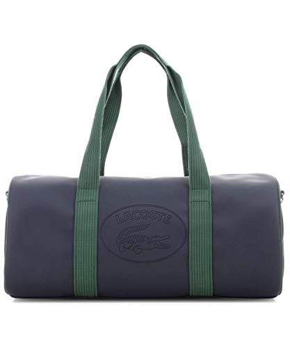Lacoste 1930's Original Roll Bag Peacoat Green