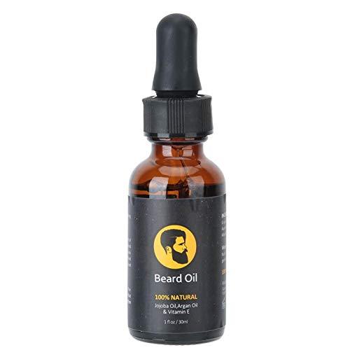 30 ml de aceite para el crecimiento de la barba, aceite natural para el cuidado de la barba, aceite acondicionador nutritivo para la barba para hombres(30ml)