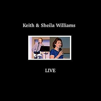 Keith & Sheila Williams Live