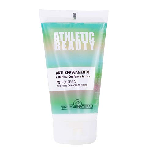 Athletic Beauty Crema Antirozaduras y Antifriccion ml. 150 con árnica y pino cembro